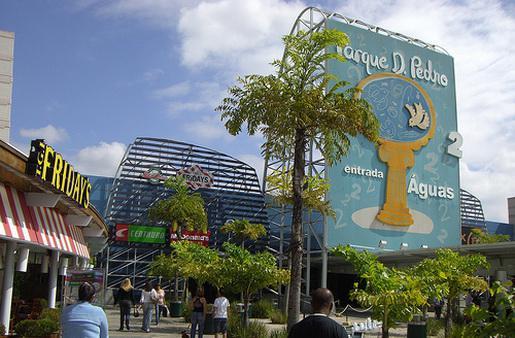 Parque Dom Pedro Shopping